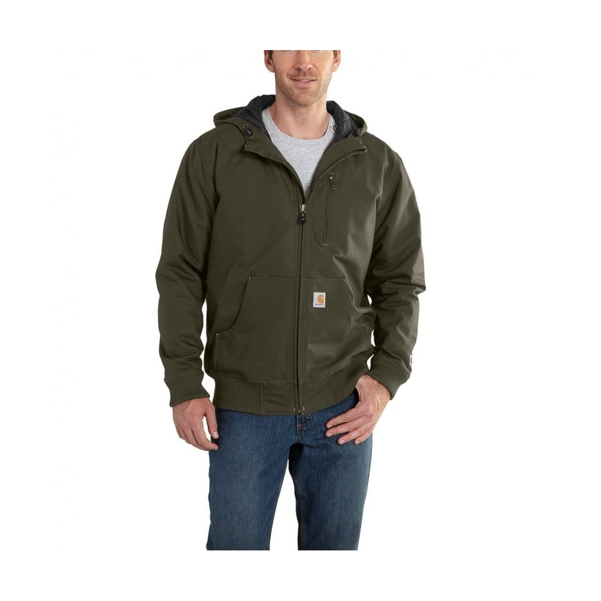 huge discount 1e1c6 76495 GIACCA JEFFERSON ACTIVE CARHARTT