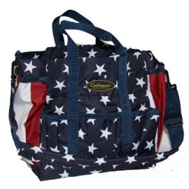 BORSA GROOMING USA FLAG CATTLEMAN'S