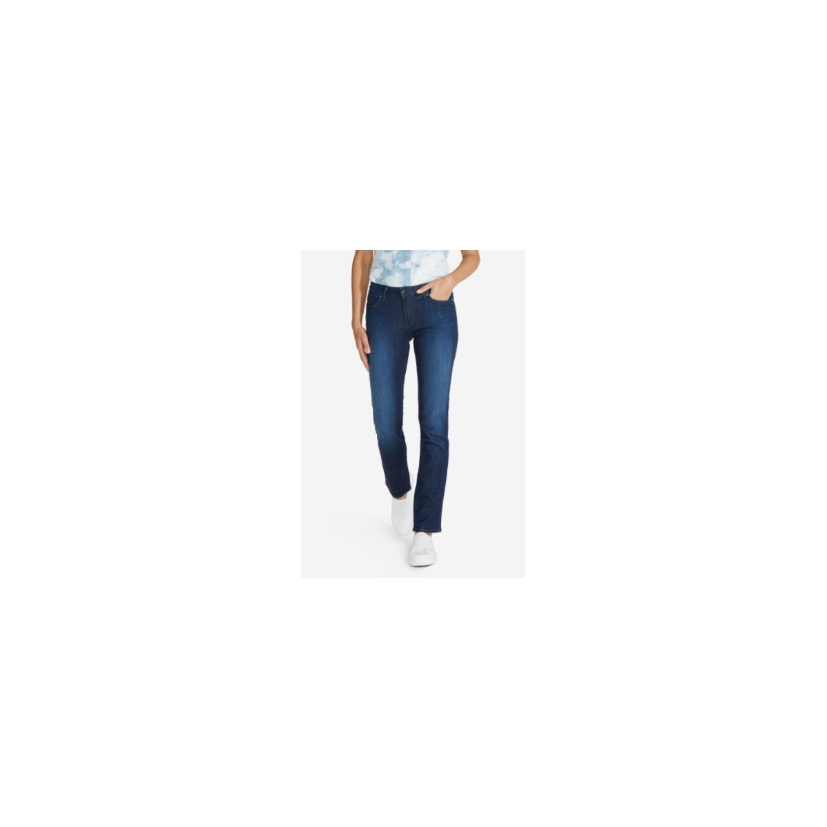Subtle Wrangler Blue Jeans Wrangler Straight Jeans Blue Jeans Straight Straight Subtle X6RTw