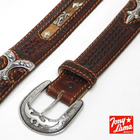 CINTURA DIAMOND RIVER TONY LAMA