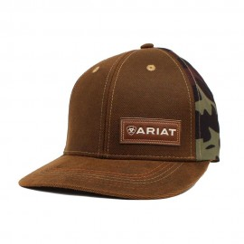 BERRETTO BROWN CAMO ARIAT