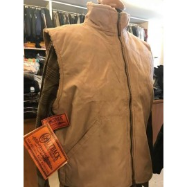 GILET UOMO MICROSUEDE OUTBACK