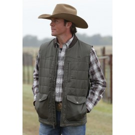 GILET QUILTED MILLER