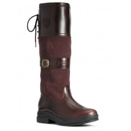 STIVALI WAXED CHOCOLATE LANGDALE H2O ARIAT