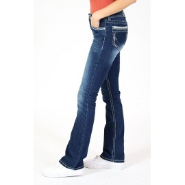 JEANS DONNA BOOTCUT CHARME