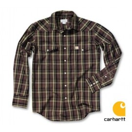CAMICIA SNAP FRONT PALID CARHARTT