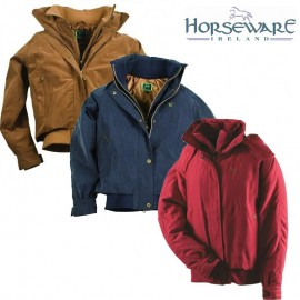 BOMBER LUCINDA GREEN COLLECTION HORSEWARE