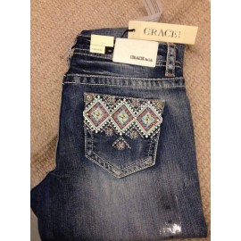 JEANS GRACE IN LA SIZE 28