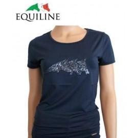 T-SHIRT SELENE EQUILINE